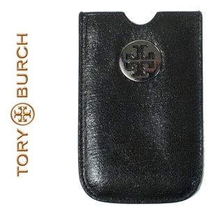 Tory Burch Leather Phone Holder